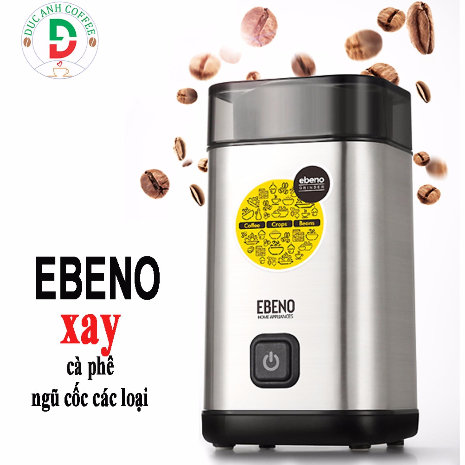 Máy Xay Cà Phê Gia Đình EBENO  (hàng nhập khẩu nguyên chiếc bới DUC ANH COFFEE ).