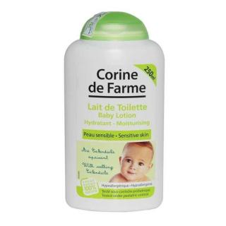 Corine De Farme Kem Dưỡng Da Cho Bé Baby Lotion 250ml thumbnail