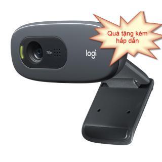 Webcam Camera Logitech C270 Hd thumbnail