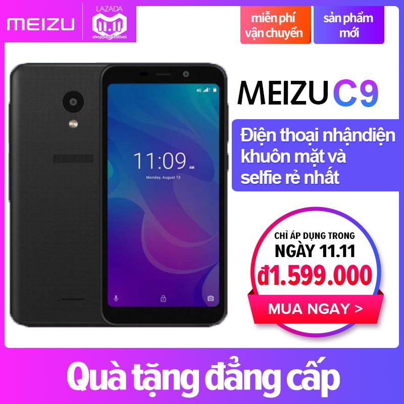 Meizu C9 Ram 2GB (Đen) - Hãng phân phối chính thức