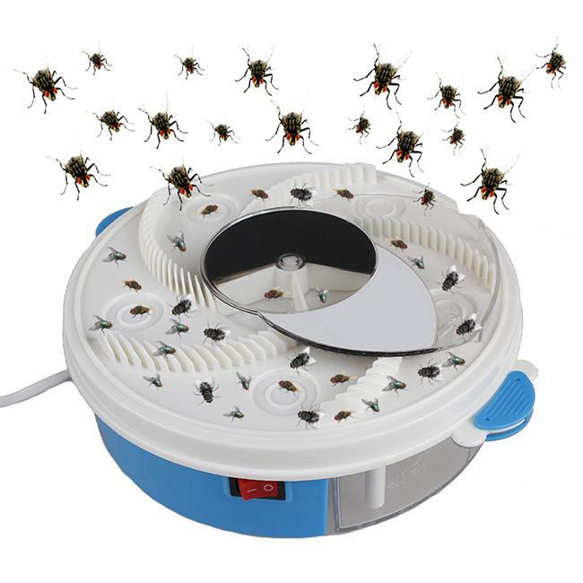 Máy bắt ruồi tự động thông minh