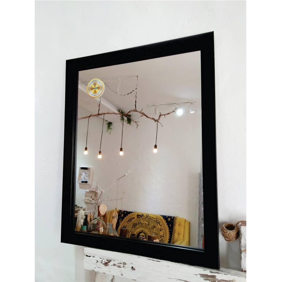 Gương soi cao cấp KIBATH KT 40x50 cm