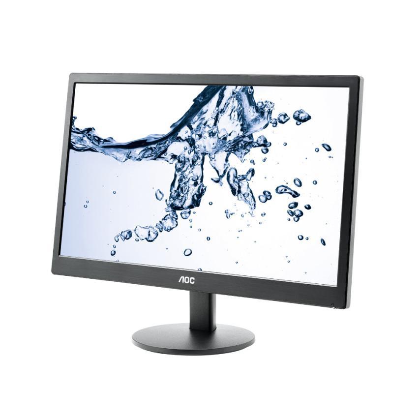 Màn hình AOC E970SWN Slim LED 18.5 inch (Đen)