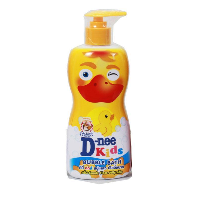 Sữa Tắm Gội Trẻ Em D-nee Kids Bubble Bath -...