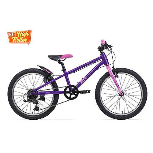 Xe đạp trẻ em Jett Cycles Violet (màu tím)