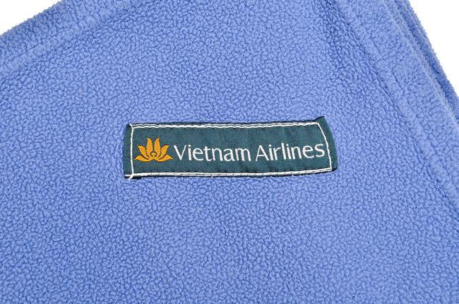 Chăn nỉ Vietnam Airline