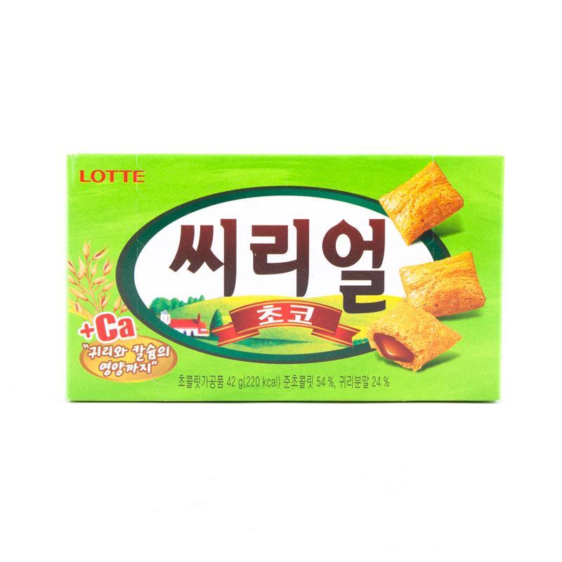 Bánh quy nhân socola Hàn Quốc 42g