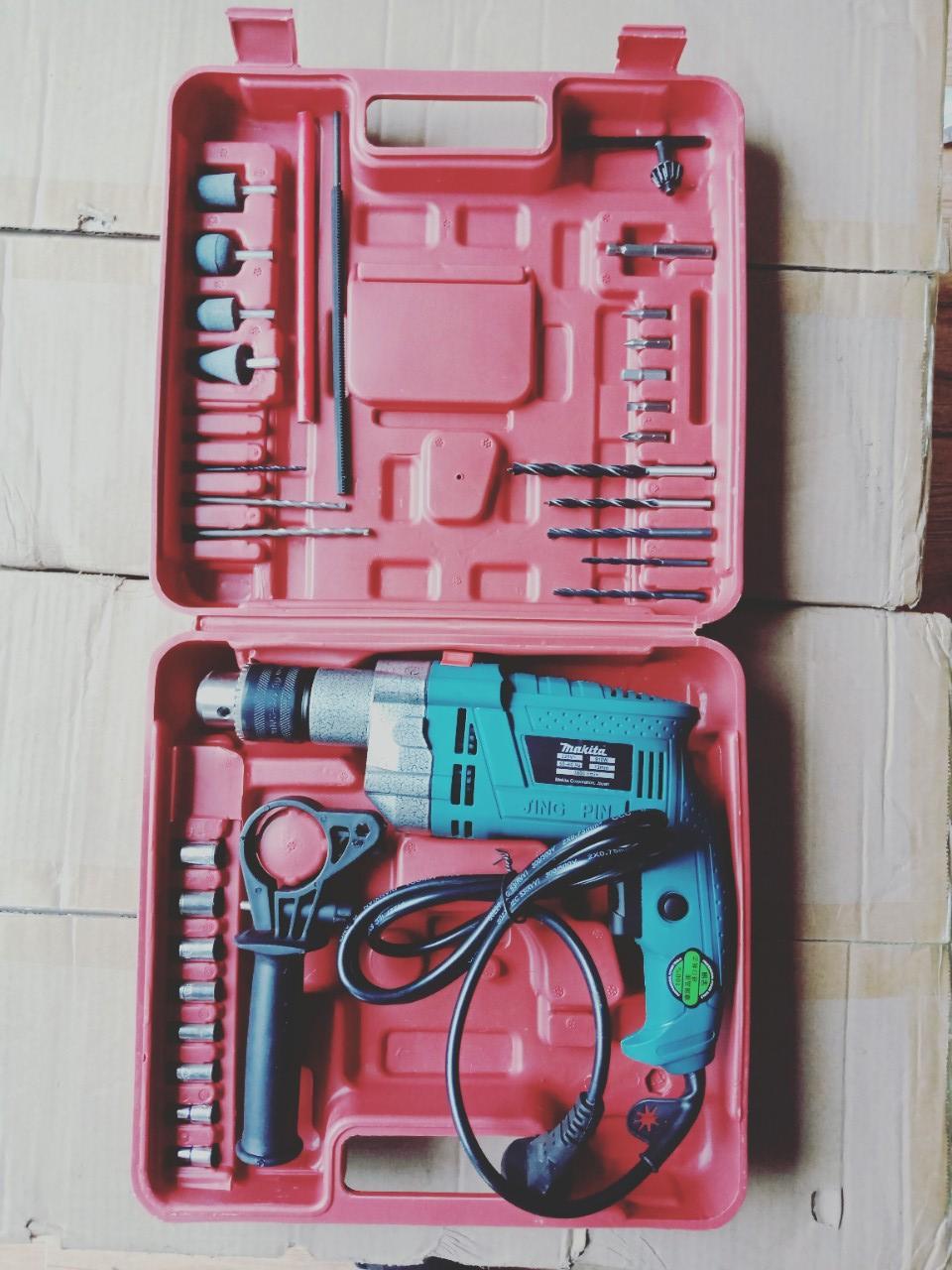 Máy khoan makita 910w | MAY KHOAN | May khoan cam tay | máy khoan giá rẻ