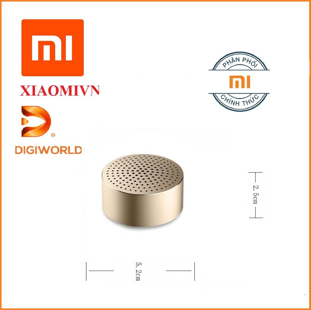 Loa bluetooth Xiaomi Speaker Mini Portable - Hãng phân phối chính thức