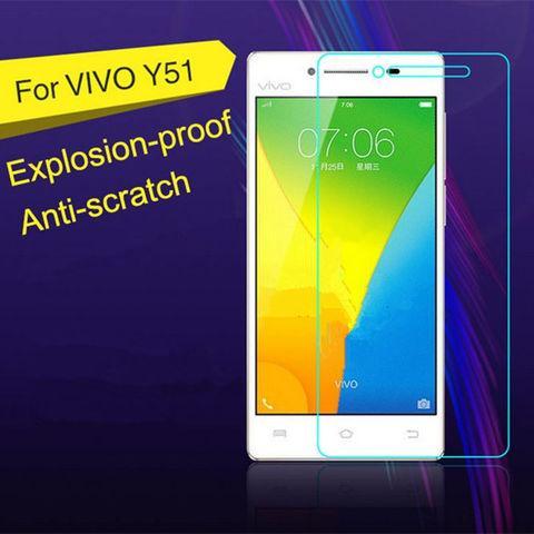Kính cường lực VIVO Y55 9H 2.5D  giá rẻ loại tốt
