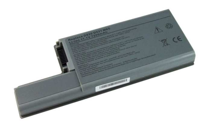 Pin laptop Dell D820