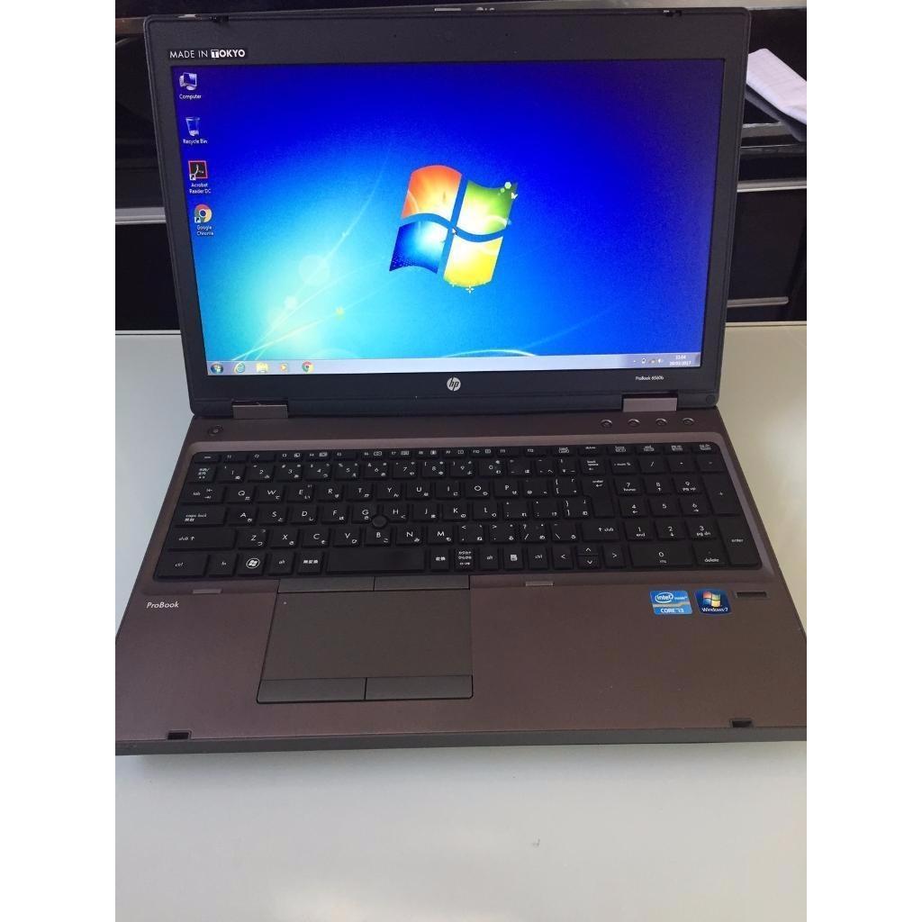 laptop hp 6560b hàng nhập khẩu màn hình 15.6