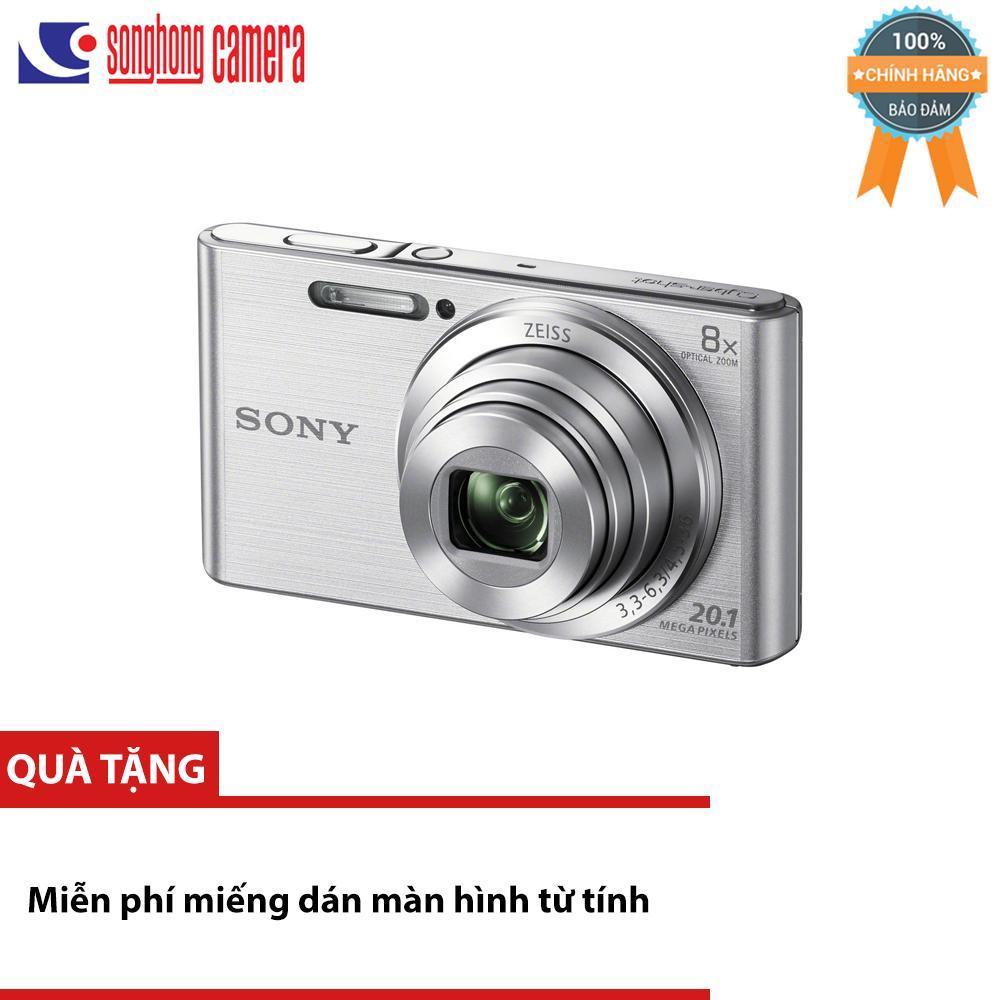 Máy Ảnh Kts Sony Dsc W830 20.1 Và Zoom Quang 8X