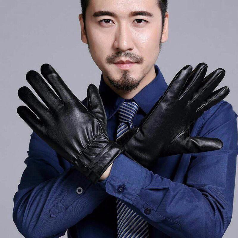 Găng tay da cảm ứng chống nước