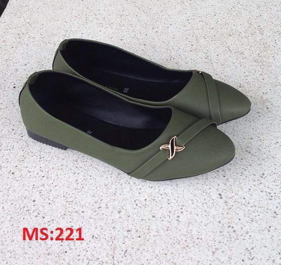 Giày búp bê trẻ trung, xinh xắn - MS:221