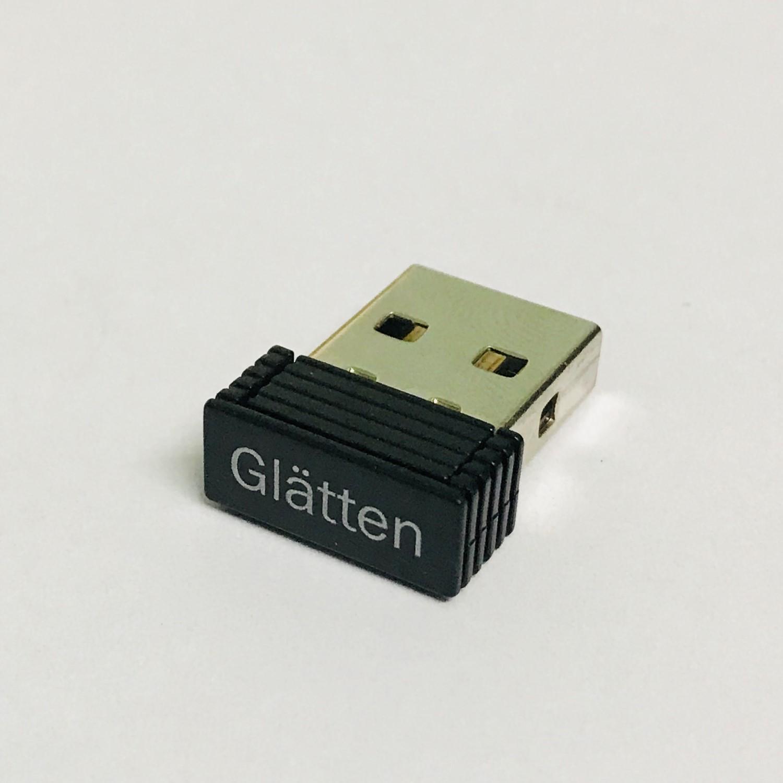 Đầu thu USB Nano Dành Cho Chuột Không Dây Glatten V-161N V-162N V-168