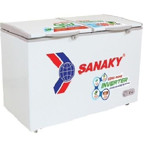 Tủ đông Inverter dàn đồng Sanaky VH-2299A3 ( 1 Ngăn Đông 220 Lít )