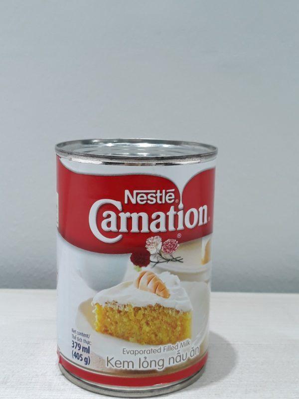 Kem lỏng  carnation thái 405g