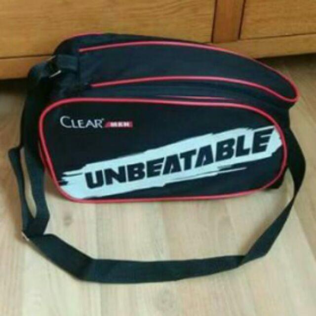 Xả kho hàng khuyến mại, túi thể thao Clear men Unbeatable cực chất giá sốc