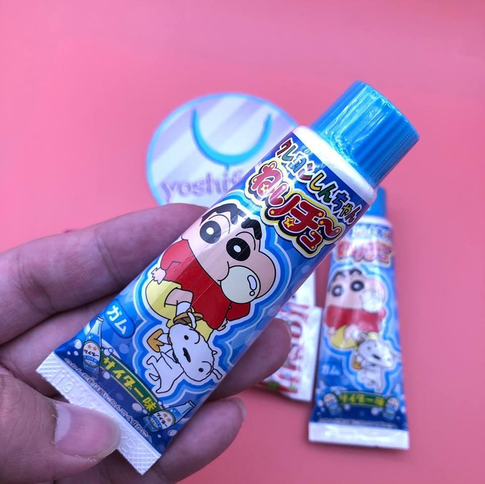 Kẹo Singum Tuýt Kem Đánh Răng Shin