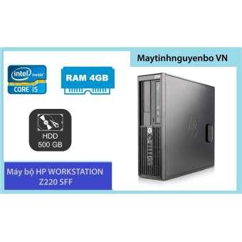 Máy Tính Đồng Bộ HP WORKSTATION Z220 SFF Core I5 3470 Ram 4GB HDD 500GB