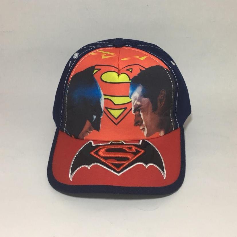 Nón hình siêu nhân cho bé trai ( từ 4 - 10 tuổi)