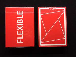 Hình ảnh Flexible Playing Card