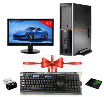 case đồng bộ hp 6200 pro sff core i3 2100, ram 4gb, hdd 250gb, màn hình hp 18.5 inch. tặng combo bàn phím, chuột không dây. bảo hành 24 tháng 1 đổi 1.
