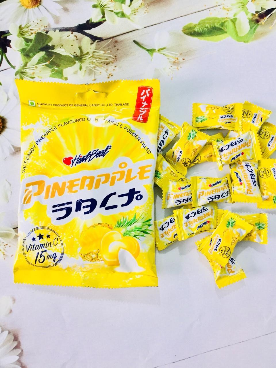 Kẹo Dứa Thái Lan Đặc Biệt ( NCFOODVN)