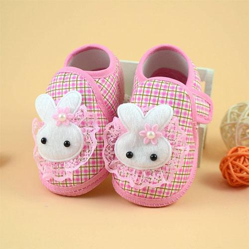 Giày dép cho bé gái từ 0 đến 2 tuổi-TDV010-10