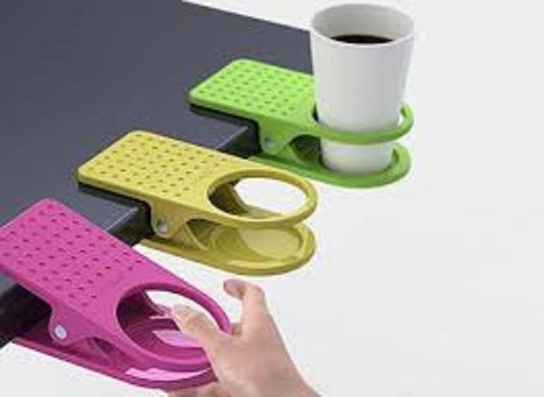 Dụng cụ kẹp để ly cafe tiện ích