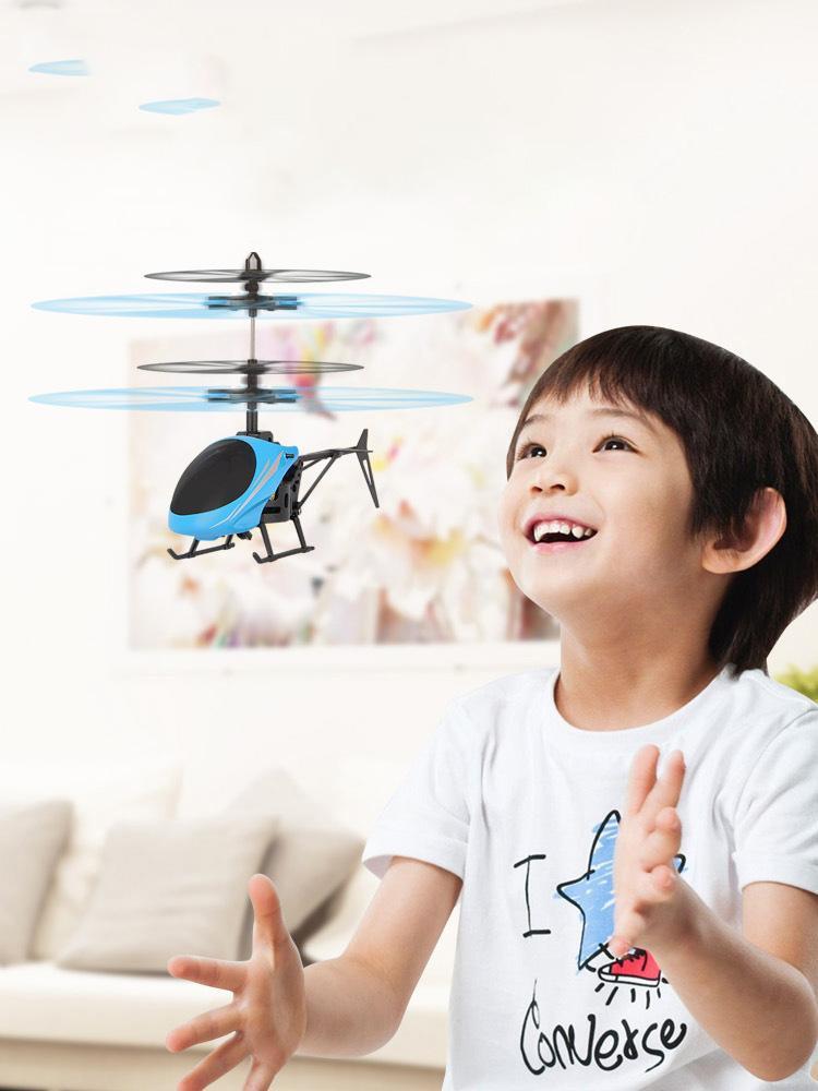 Hình ảnh Máy bay trực thăng điều khiển từ xa cảm ứng