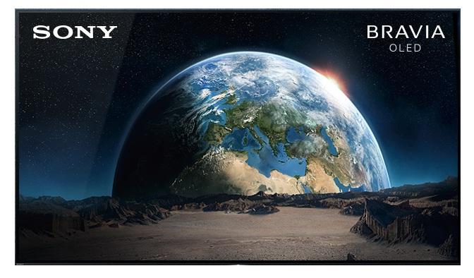 OLED Tivi Sony KD-55A1 55inch 4K 2017