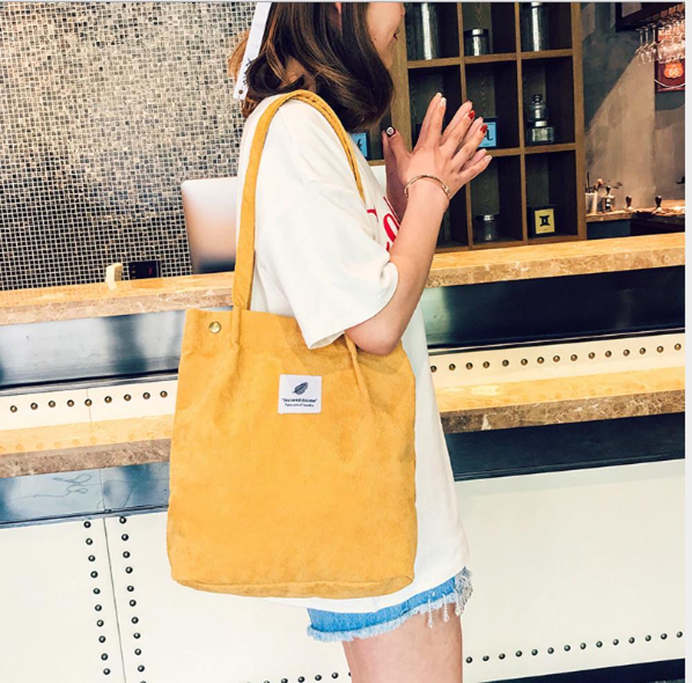 Túi vải nhung đeo chéo Hàn Quốc - XTHT 260