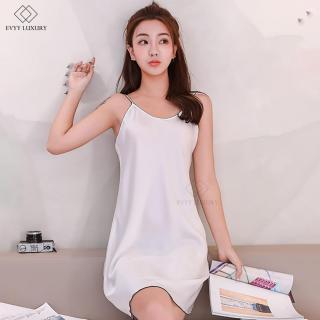Váy ngủ gợi cảm, đầm ngủ sexy quyến rũ N77 từ Evyy Luxury thumbnail