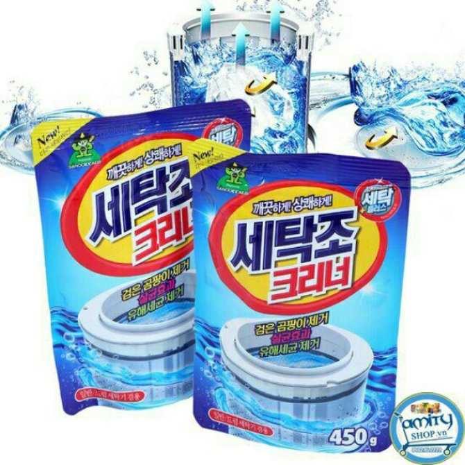 Hình ảnh Tẩy lồng giặt Hàn Quốc ❤