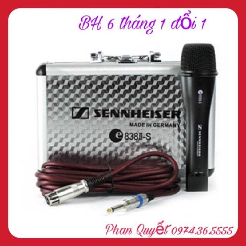 Micro Karaoke 838II-S Có Dây Hàng Cao Cấp
