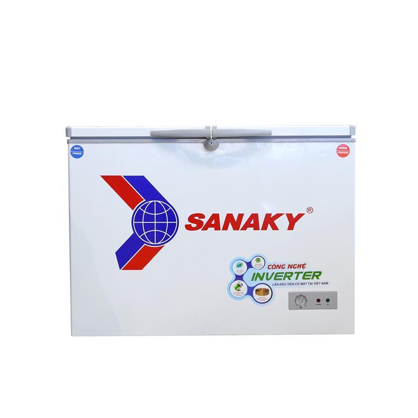 Tủ đông Sanaky VH-2899W3 280 lít inverter 2 chế độ