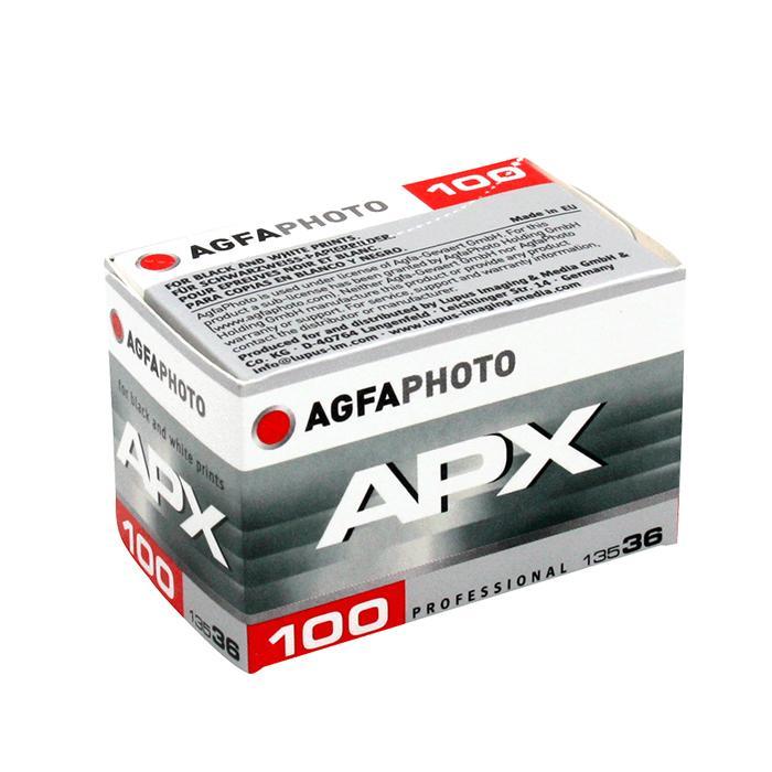 AGFA Apx100 Màu Đen Và Trắng CuộN Phim