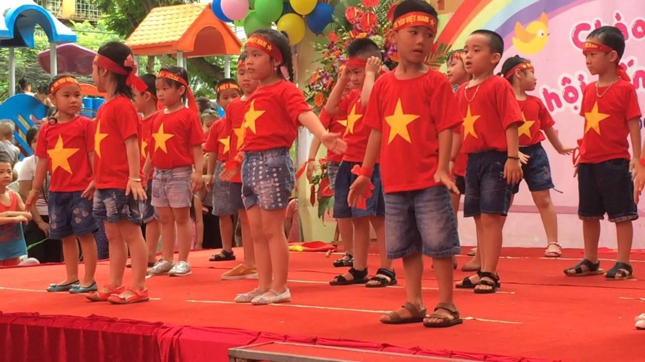 Áo Cờ Đỏ Sao Vàng Trẻ Em Chất Đẹp