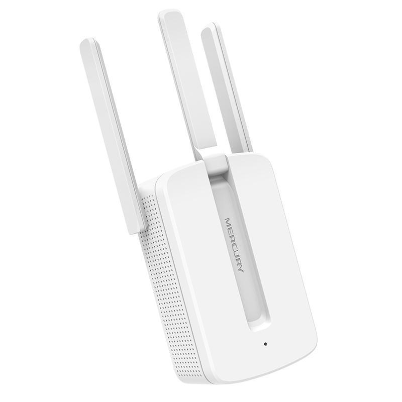 [ Xả Kho Cuối Năm ] Bộ Kích Sóng Wifi 3 Râu Mercury (Wireless 300Mbps) Cực Mạnh
