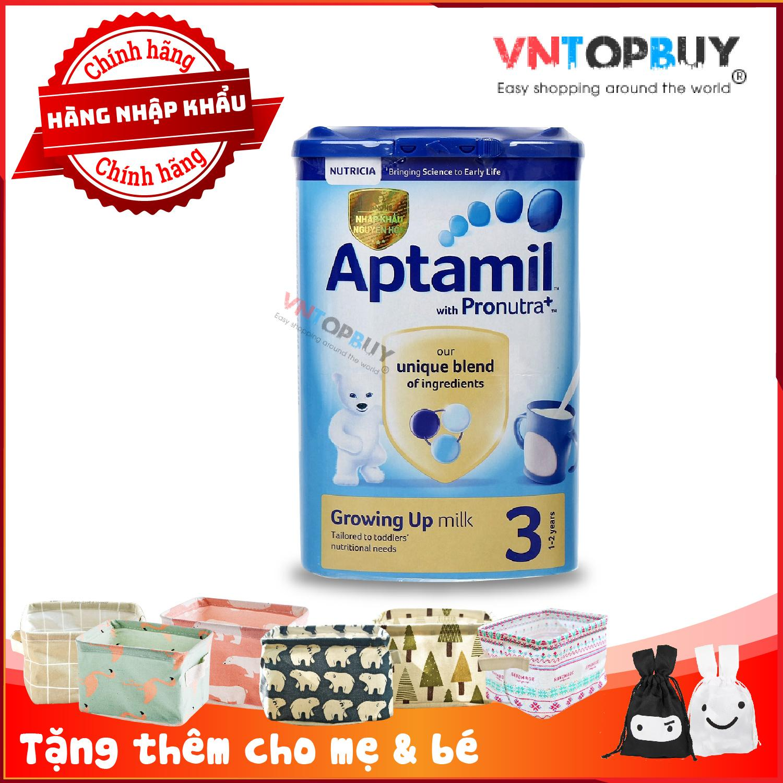 Sữa Aptamil nội địa Anh UK Sữa bột số 3...
