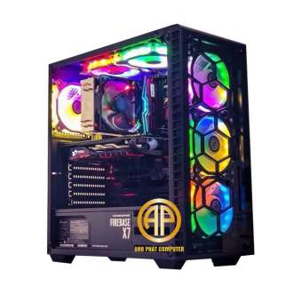 máy tính chơi game amd ryzen 3 1200 ram 8gb hdd 500gb ssd 120gb vga gtx1050