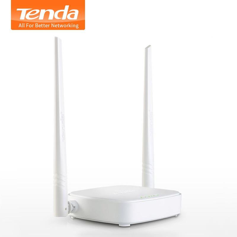 Router wifi Tenda N301  (Trắng)
