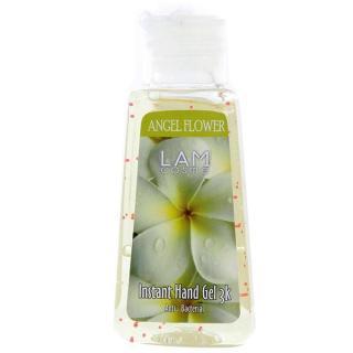 Gel rửa tay khô 3k (60ml) Lamcosmé-ANGEL FLOWER Hương hoa sứ thumbnail