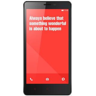 Xiaomi Redmi 1s 8GB (Đen) - Hàng nhập khẩu