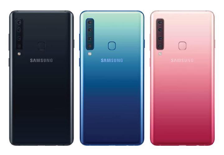 Điện thoại Sam_sung_ Galaxy_ A9_2018