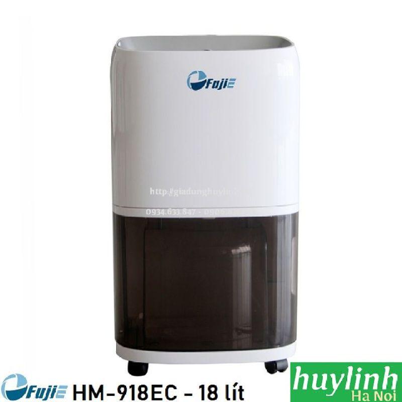 Bảng giá Máy hút ẩm dân dụng Fujie HM-918EC - 18 lít/ngày