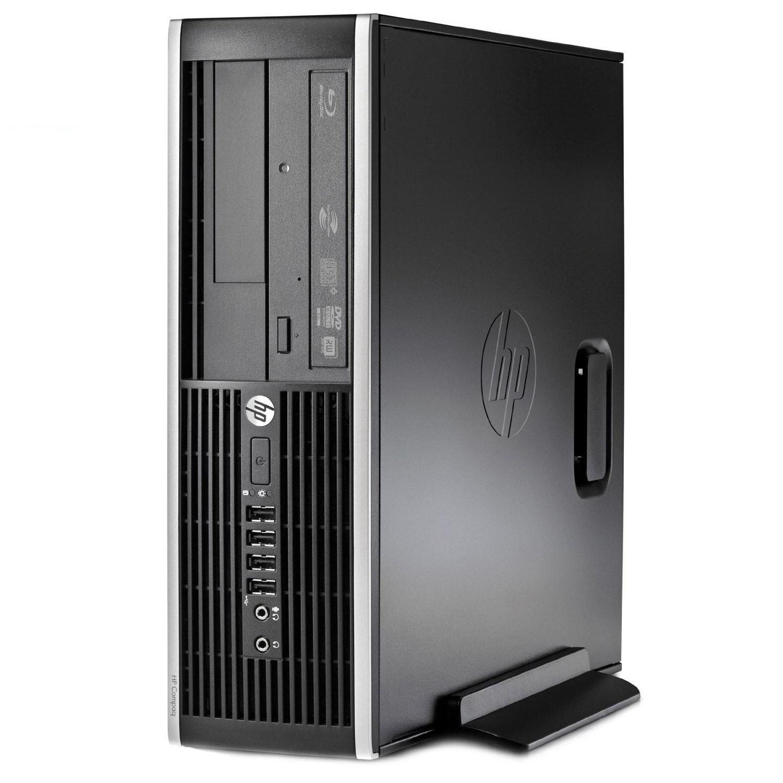 Máy tính đồng bộ HP Compaq 6200 Intel G620 RAM 4GB HDD 160GB Tặng bàn di chuột - Bảo hành 24 tháng - Hàng Nhập khẩu