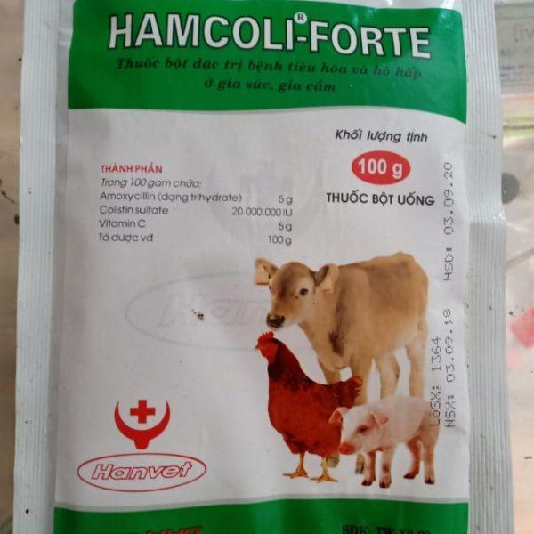 100 gam kháng sinh cho lợn ,gà